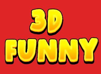 3д текст для превью видео, создать надпись для оформления стима или канала