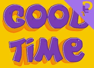 GooDTime Text style effect Красивый шрифт с ярким эффектом