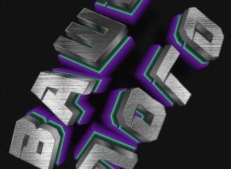 Конструктор 3д объемных надписей для оформления шапок каналов и видео превью на twitch youtube