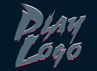 Генератор крутых текстовых логотипов онлайн создать игровой лого